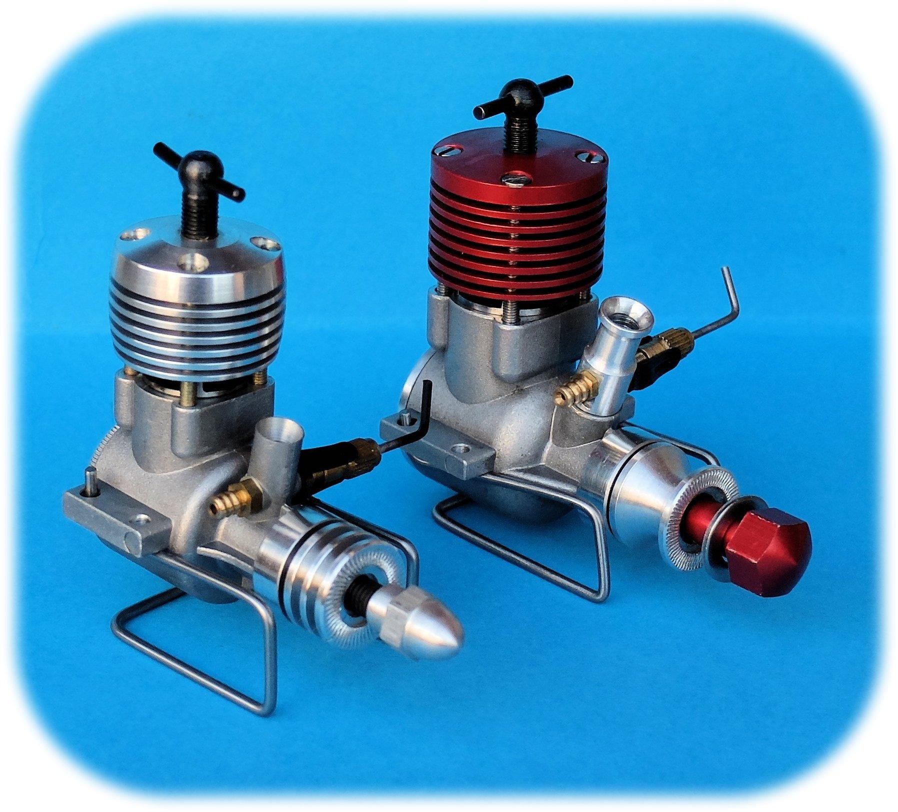 CS Tiger & Tiger Cub Engines