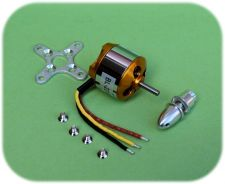 Electric Motors - ESC's & Props
