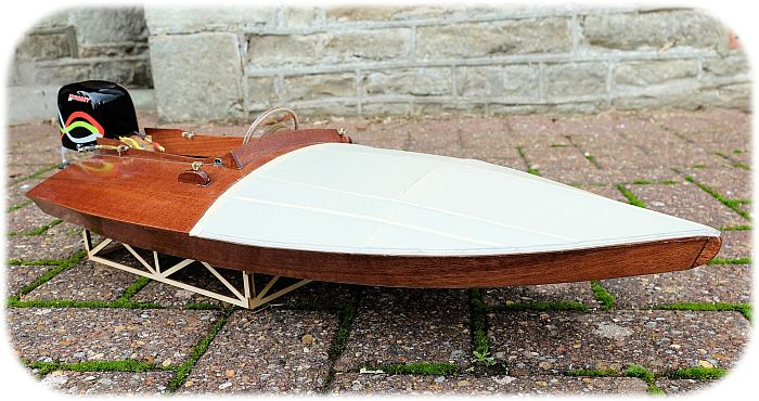 AeroNaut Boat Kits