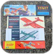 Aeronaut Vintage Control Line Kits