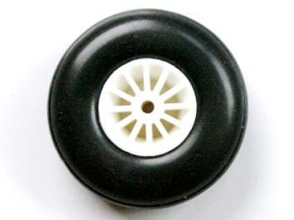 1.5 Inch Soft Rubber Wheels