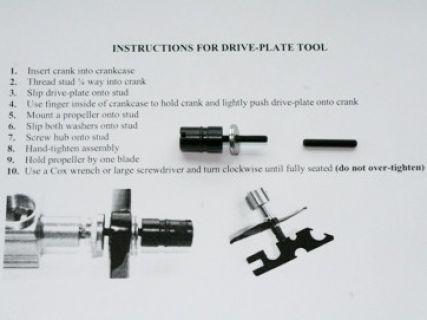 Drive Plate Tool