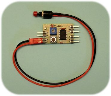 Remote Timer Pushbutton