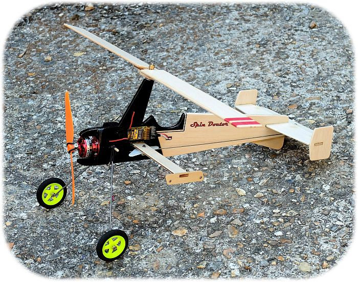 Spin Doctor Autogyro