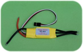 30A ESC for the Ring Rat 250 motor