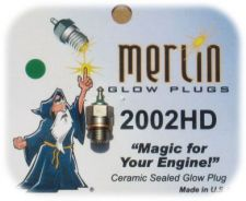 Merlin 2002 HD Glowplug