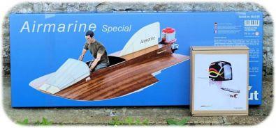Airmarine and Motor Combo (FREE SHIPPING)