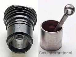 Black Widow Cylinder and Piston