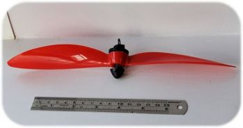 10.5 in Prop Assembly for Rubber Power