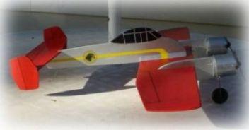 XF5F Skyrocket
