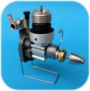 Quiet Engine for Radio Control