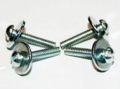 Short Propeller Screw and Washer