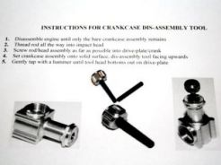 Crankshaft Removal Tool