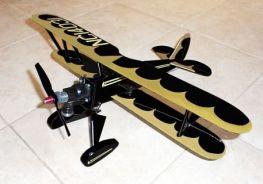 Waco Stunt Biplane
